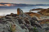 picture of rocking  - Sunrise skies at Mimosa Rocks Mimosa Rocks National Park - JPG