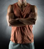 stock photo of strength  - sport - JPG