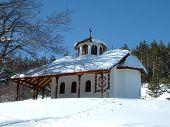 Chapel In Osogovo Mountain