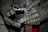 Knight Hands