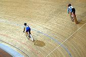 Cycling Sprints Velodrome
