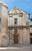 Purgatory Church. Bitritto. Apulia.
