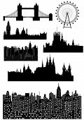 Architectural Monuments - Vector