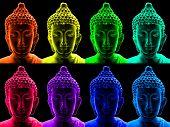 Pop Art Buddha