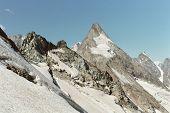 Caucaus Mountains