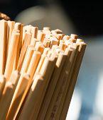 Bunch Of Chopsticks