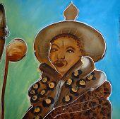 Hombre Swazi