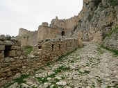 Постер, плакат: Castle In Ancient Corinth