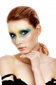 Professional Scenic Makeup