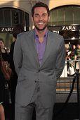 LOS ANGELES - JUN 15:  Zachary Levi arrives to the