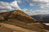 Landscape View in Denali National Park