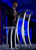 NEW ORLEANS, LA - JUNE 17: Louisiana Governor Bobby Jindal addresses the Republican Leadership Confe