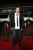 LOS ANGELES - APR 10: Mike 'The Miz' Mizanin (WWE Superstar) at the Jackass 3D premiere held at Grau