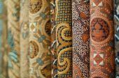 Colourful Batik