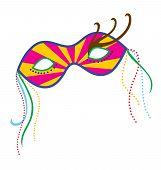 Mardi Gras máscara 7