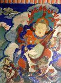 Buddhist Fresco 1