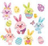 Easter Bunny, Rabbit