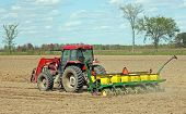 Spring Crop Planting