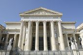 courthouse of Nimes France