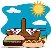 Food Picnic Items