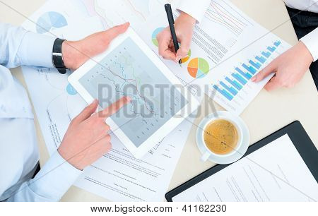 Business Analytics poster