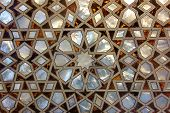 Mother of Pearl Mosaic from Istanbul