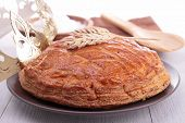 picture of epiphany  - epiphany cake - JPG