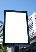 Outdoor Advertising Board