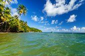 Vista de la Costa Caribe
