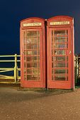 English Phone Box
