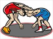 Fight, wrestling