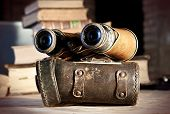 Vintage Binoculars: Planning An Expedition