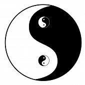 Símbolo del Ying Yang