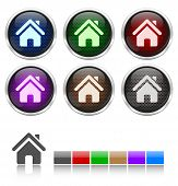 Colorful Honeycomb Icon