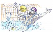 Keeper - Waterpolo