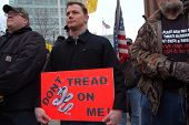 SECOND AMENDMENT GUN APPRECIATION RALLY IN BUFFALO, NY USA January 19, 2013