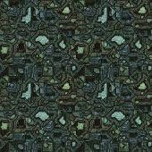 Circuito digital de circuitos de patrones sin fisuras