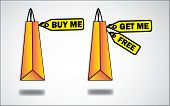 Buy One Get One Offer On Shopping Bags With Tags