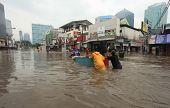 Desastre de Jakarta