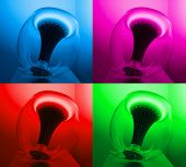 Ambient Light - Modern Lamp Collage