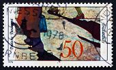Postage Stamp Germany 1978 Refugees