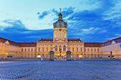 Charlottenburg palace Berlin Germany