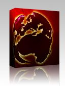 Globe Europe Africa Box Package poster