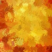 pic of impressionist  - Computer designed impressionist style vintage texture or background - JPG