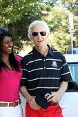 MOOREPARK, CA - SEPT 16:  Robby Krieger with a special