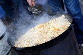 Cooking Pilaf