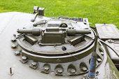 tank commander's hatch t-54