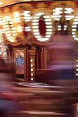 Carousel Ride Blur