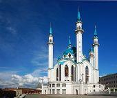 Kul Sharif. Mosque Kazan Kremlin