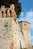 The Castle Of Montebello Di Torriana